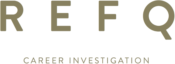 REFQ Career Investigation